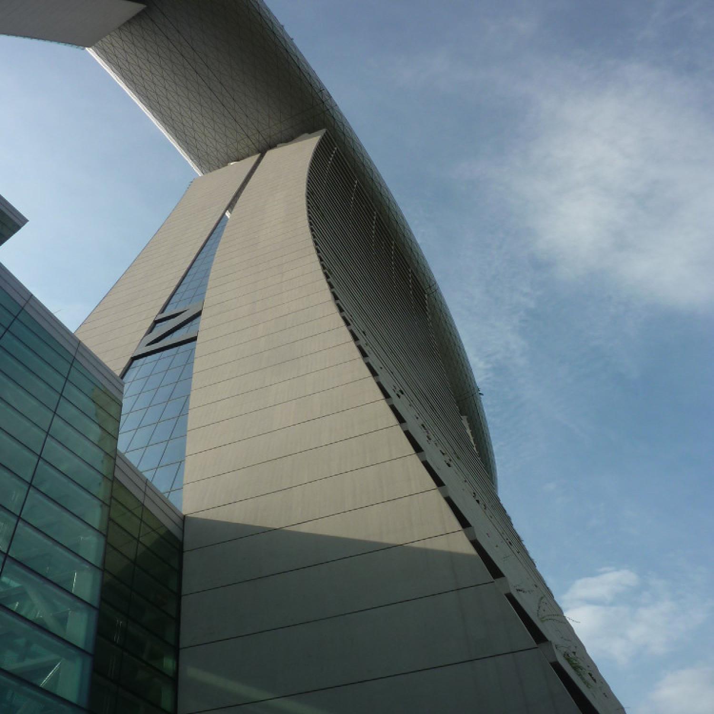 Singapore Skyline Citta Del Futuro E Citta Giardino
