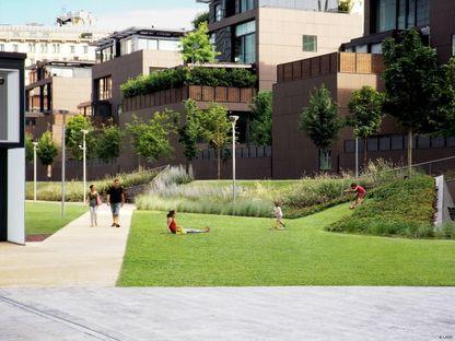 Il progetto Porta Nuova, LAND Milano