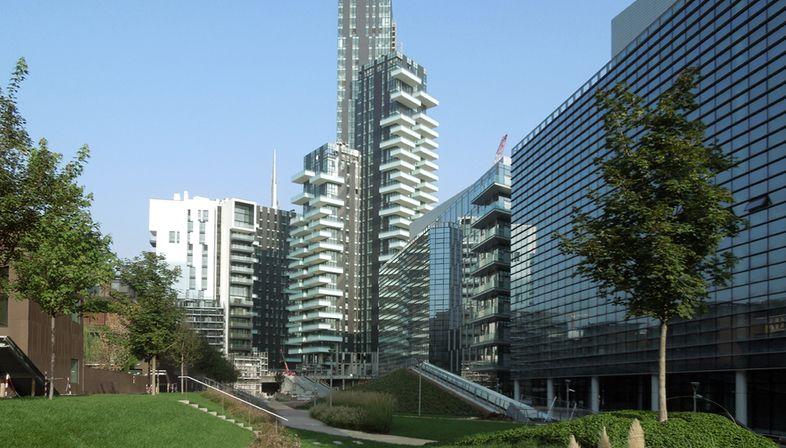 Il progetto porta nuova land milano livegreenblog - Residenze porta nuova ...