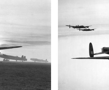 Influence: Lincolnshire Bomber Command Memorial Park