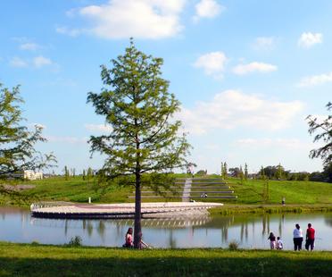 Krupp-Park a Essen, riqualificazione urbana firmata Andreas Kipar