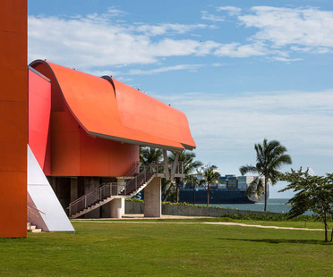 Biomuseo a Panama di Frank Gehry