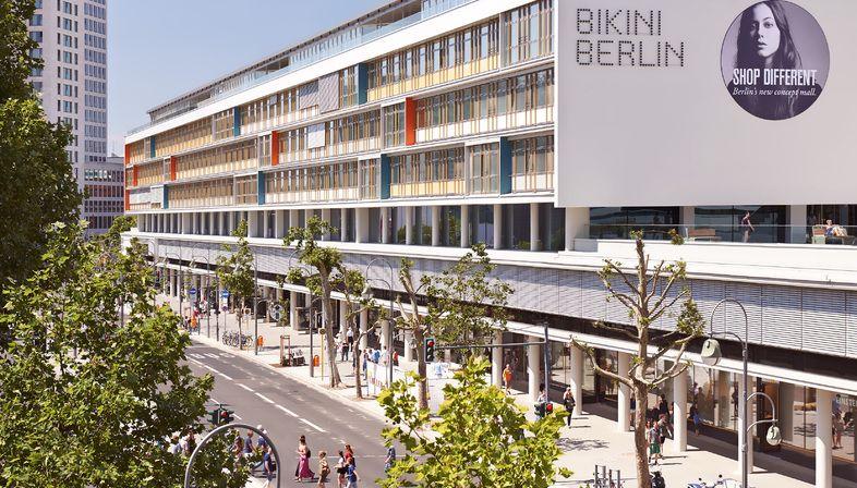 bikini berlin architettura protetta e rivitalizzata. Black Bedroom Furniture Sets. Home Design Ideas