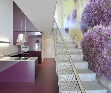 K.I.S.S., complesso residenziale di Camenzind Evolution a Zurigo