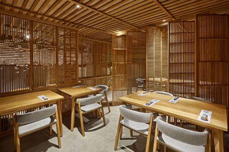 Nozomi Sushi Bar di Masquespacio