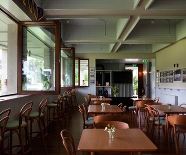 Merrion Cricket Club di TAKA Architects