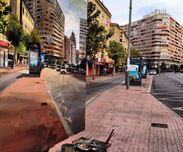 Urban landscapes di Cristóbal Pérez Garcia