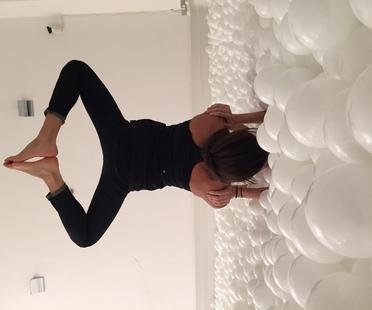 JUMP IN! Installazione di Pearlfisher Londra