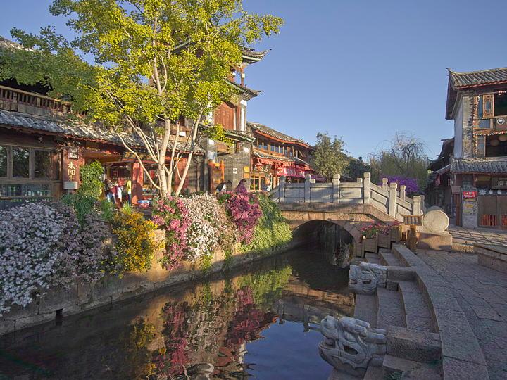 Case Tradizionali Cinesi : Amandayan soggiornare vicino ad un patrimonio unesco in cina