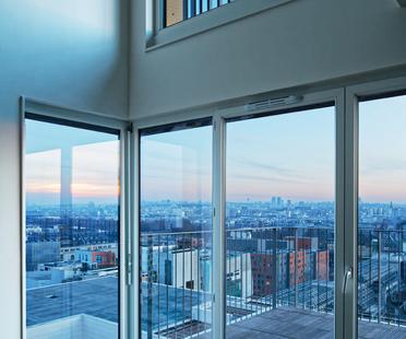HOME, complesso residenziale verticale a Parigi