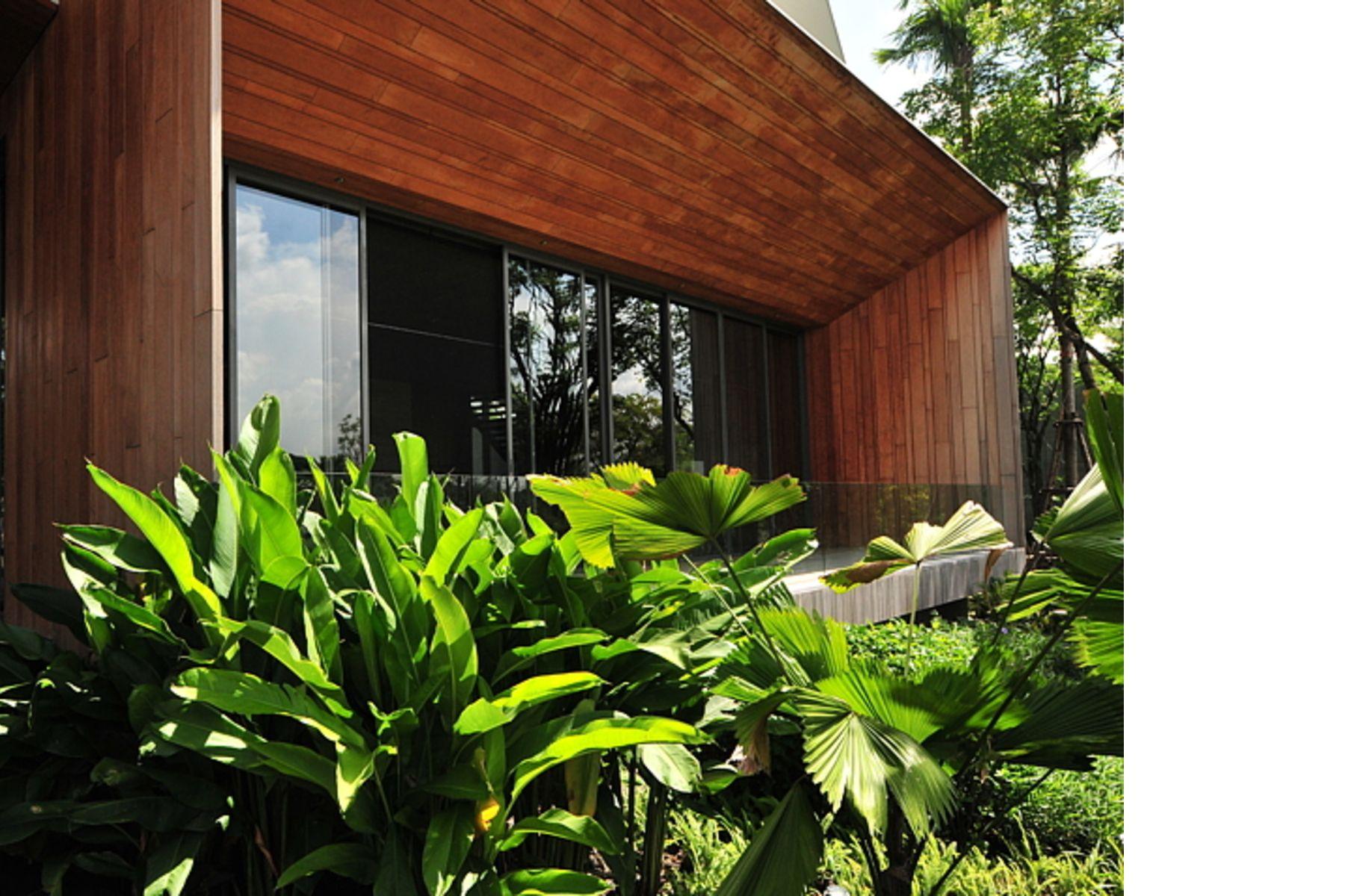 Architettura Del Verde tala award night a bangkok architettura del paesaggio in