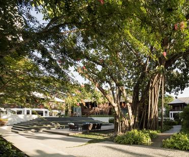 Thailand Landscape Architecture Awards 2015, 137 Pillars House