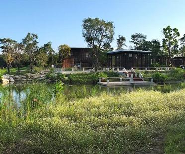 Ming Mongkol Green Park 2015 Thailand Landscape Architecture Awards