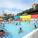Davis Brody Bond e Spacesmith: Pop-Up Pool Brooklyn Bridge Park