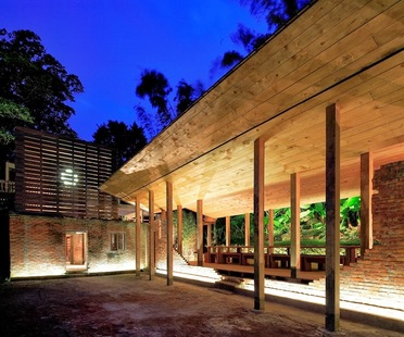 Global Award for Sustainable Architecture a Marco Casagrande