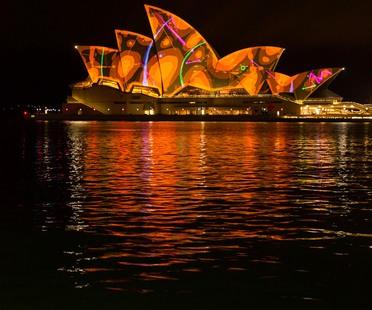Vivid Sydney lo spettacolo di luce, idee e musica