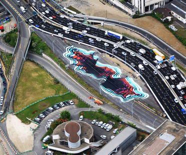 Galerie Itinerrance, Street Art sulla tangenziale di Parigi