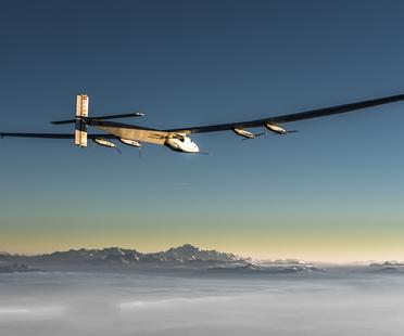 Il giro del mondo con Solar Impulse 2