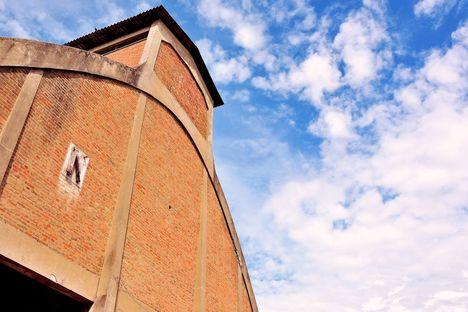 Pier Luigi Nervi e i magazzini del sale a Tortona