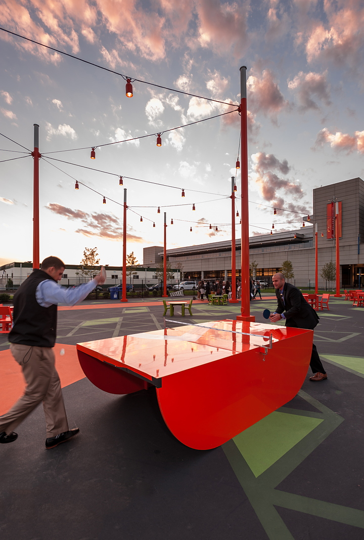 Aia 2015 small project awards the lawn on d boston for Red landscape architects