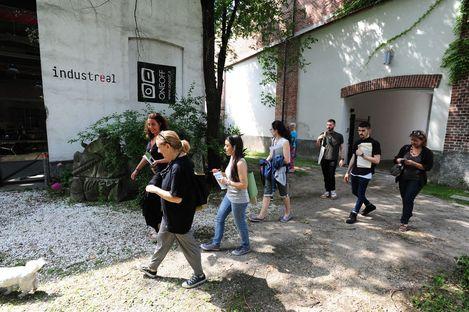 Arte e creatività a Milano, una gita nella Fabbrica del Vapore