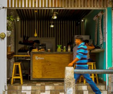 Hamaca Juice Bar di RED Arquitectos a Veracruz Messico
