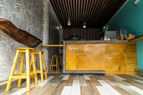 Hamaca Juice Bar di RED Arquitectos a Veracruz Messico