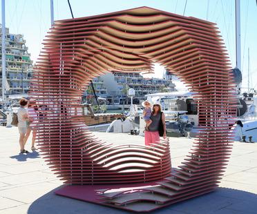 I vincitori del X Festival des Architectures Vives a Montpellier