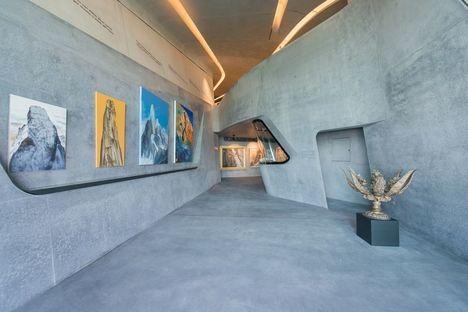 Apertura del MMMCorones di Zaha Hadid Architects