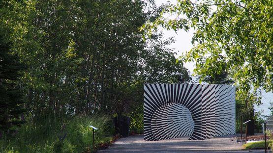 16° International Garden Festival a Quebec Canada