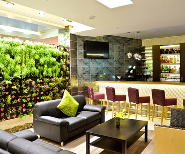 Hotel Verde, l'albergo più verde dell'Africa