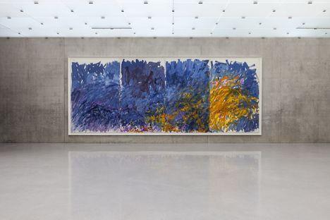 Retrospettiva Joan Mitchell al Kunsthaus Bregenz