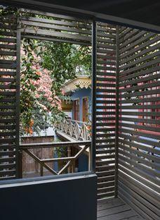 Casa Azul a Lima di Marina Vella Arquitectura