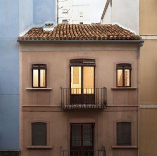 House in Barrio del Carmen di Hugo Mompo
