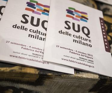 Il Suq delle Culture a Milano
