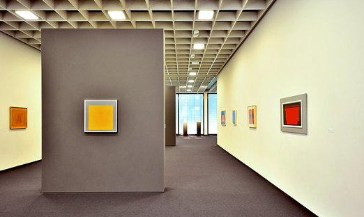 Homage to Josef Albers. Museo Quadrat a Bottrop