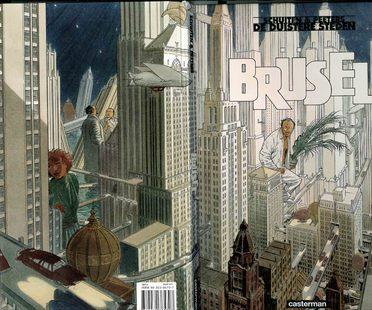 Comics in architecture, architecture in comics.
