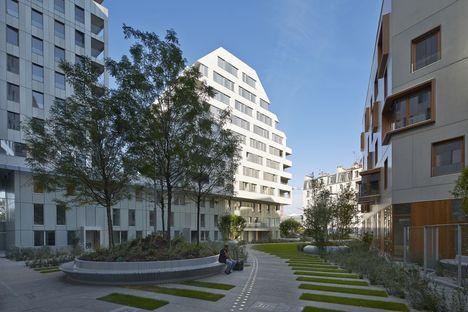 Macrolot E10 a Parigi o creare un'identità urbana