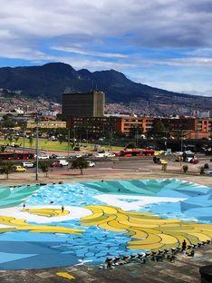 BOA MISTURA a Bogotà: Plaza de la Hoja.