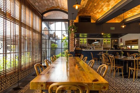 Davy Johns Restaurant by RED Arquitectos