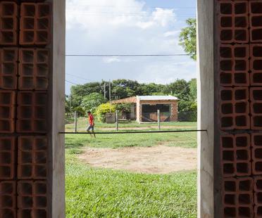 Centro di sviluppo comunitario in Paraguay