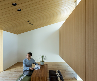Maibara House di ALTS DESIGN OFFICE