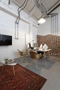 Grupo Sud, open working space di 57STUDIO