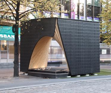 Pauhu, padiglione per la Tampere Architecture Week