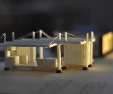 genesis, conferenze di architettura a Pisa