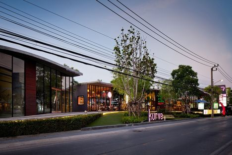 Kurve 7, una Community Mall a Bangkok