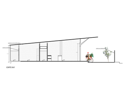 A House for Someone Like Me, Natura Futura Arquitectura