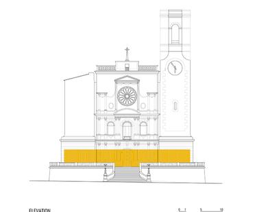 Installazione di Anna & Eugeni Bach per Lluèrnia
