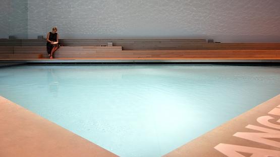 Biennale 2016. Parlando con Ian Thorpe di The Pool.
