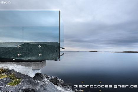Viewpoint Askvågen o valorizzare il paesaggio norvegese